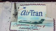 May 8, 2012 marks the 10th anniversary of AirTran Airways service in Wichita.  The day will be marked with celebrations in the main terminal and AirTran gate.