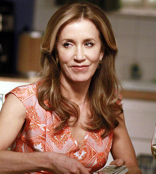 'Desperate Housewives' series finale pictures: Felicity Huffman on the Desperate Housewives series finale