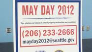 The Seattle Police Department announced Tuesday that it has created a temporary task force to investigate violent acts that occurred downtown on May Day.