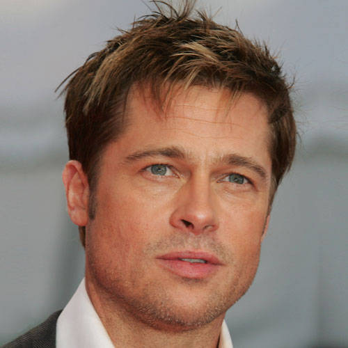 Brad Pitt Is Modeling for Chanel No. 5!