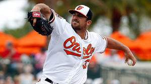 Orioles notebook: Eveland likely to start for Orioles on Friday