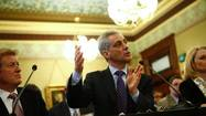 Emanuel makes pension pitch at Capitol