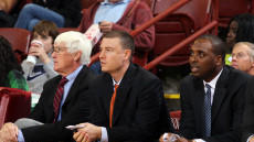 James Johnson's Virginia Tech Basketball Staff Taking Shape