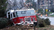 Relatives of three killed in fire truck accident settle suit with city for $40,000