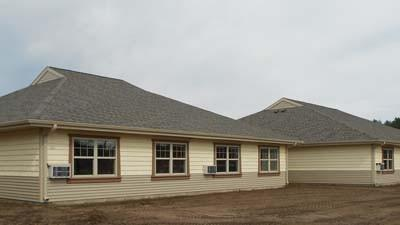 The new Brook Retirement Community in Boyne City is on track to open Friday, June 1.