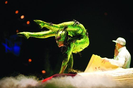Cirque Du Soleil's Michael Jackson tribute will continue its run at Hampton Coliseum.