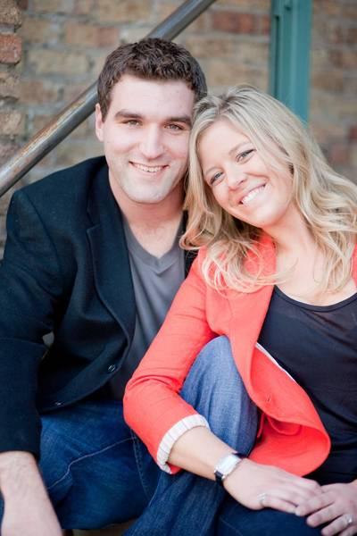 Brett Koch, Hannah Shenk