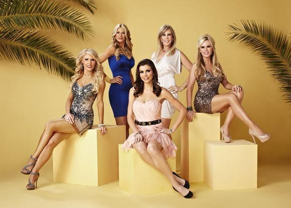"The cast of ""The Real Housewives of Orange County."""