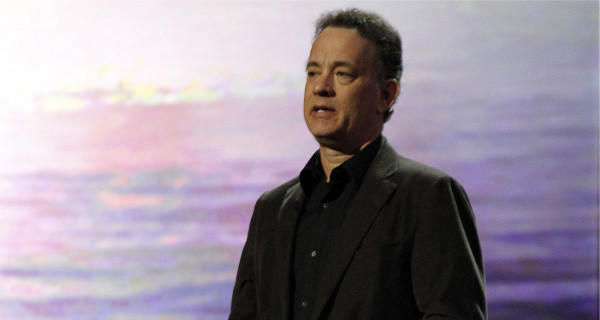 "Tom Hanks is in discussions to make his Broadway debut in ""Lucky Guy,"" a biographical drama about the newspaper columnist Mike McAlary."