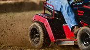 Lawnmower accidents common in the summer