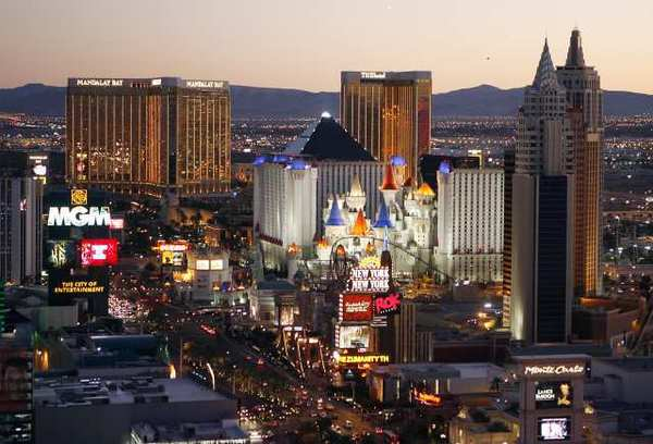 Las Vegas remains the largest casino market in the country, according to the American Gaming Assn.