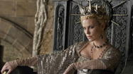 9. 'Snow White and the Huntsman' -- 70