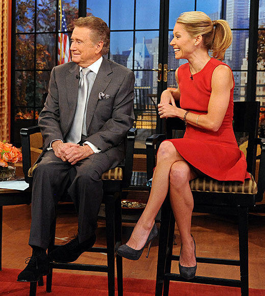 """The Ellen DeGeneres Show""<br> <b>""Live with Regis and Kelly"" -- WINNER</b><br> ""The Talk""<br> ""The View""<br>"