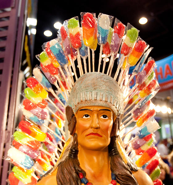 Photos: New sweets on the candy scene: Chicago Sweets and Candy Expo 2012