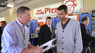 Pictures: Job fair at Coca-Cola Park