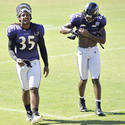 Anthony Allen, Torrey Smith
