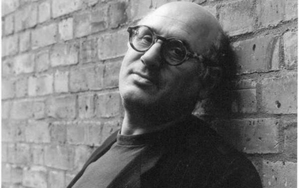 Composer Michael Nyman.