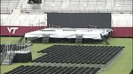 Over the next several days, graduation ceremonies are taking place all over the country, including Virginia Tech.