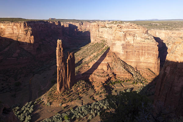 For nearly 5,000 years, people have lived uninterrupted near Canyon De Chelly -- longer than anywhere else on the Colorado Plateau. Today, the National Park Service and Navajo Nation work together to manage park resources and preserve both the landscape and a dying culture. A handful of Navajo families still live within the park borders, raising livestock and farming the land.