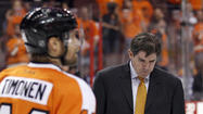 The autopsy isn't official or with a definitive conclusion, but the preliminary results for the cause of playoff death for the 2012 Philadelphia Flyers is simple: they faced a better team with better coaching.