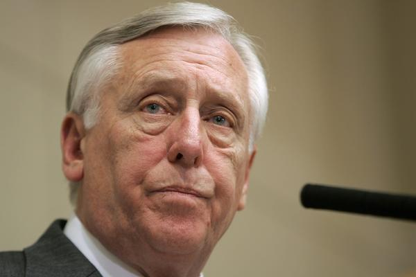 House minority leader Rep. Steny Hoyer (D-Md.).
