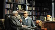 "UPDATED REVIEW: ""Freud's Last Session"" at the Mercury Theater ★★★½ ... There is nothing in the air to suggest that Mike Nussbaum is slowing down his busy slate of theatrical engagements. Perish the very thought."