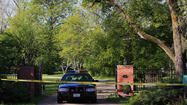 A Barrington Hills man shot his wife to death and then killed himself in their northwest suburban home, authorities said today.