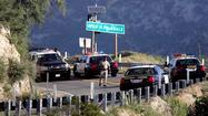 Possible gunshot victim on Angeles Crest, CHP closes road