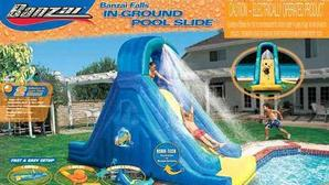 Pool Slides Recalled After Woman Dies