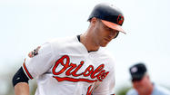Orioles notes: Nolan Reimold unlikely to return until late May