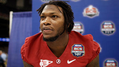 Ravens agree to terms with Courtney Upshaw, other draft picks