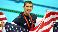 Michael Phelps a global icon, proud Baltimore native
