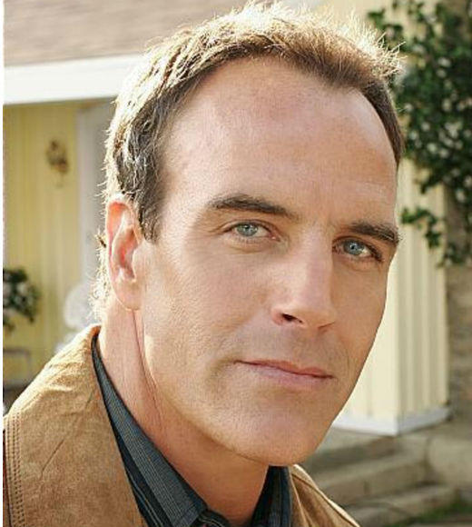 'Desperate Housewives' death toll: RIP: Karl Mayer (Richard Burgi)   Cause of death: Hit by Jeff Bicks crashed airplane.   Will be remembered for: Leaving his wife for his secretary, having an affair with Bree.