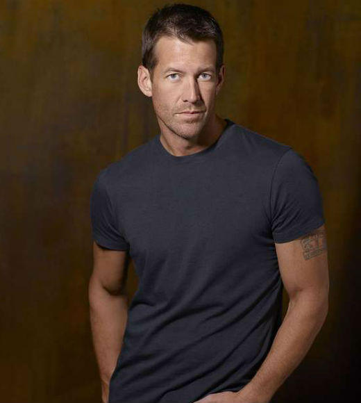 'Desperate Housewives' death toll: RIP: Mike Delfino (James Denton)   Cause of death: Shot by loan-shark Donny during a drive-by.   Will be remembered for: Being the hot plumber.