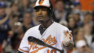 Orioles split doubleheader against the Rangers