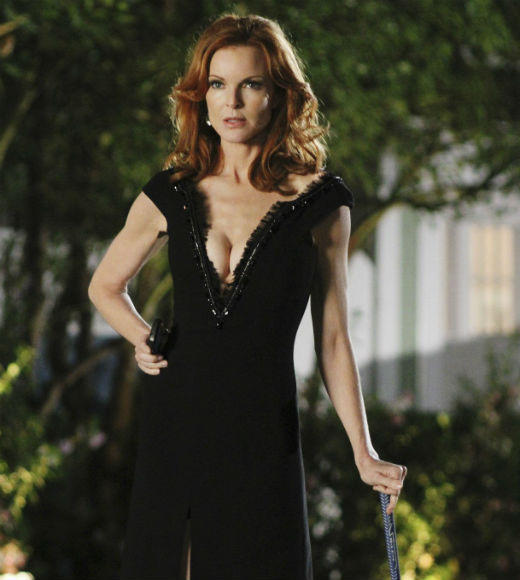 Desperate Housewives: Eight seasons of notable quotes: Bree: Think about how good men are at lying on the spot. Imagine if you gave them time and a pen.