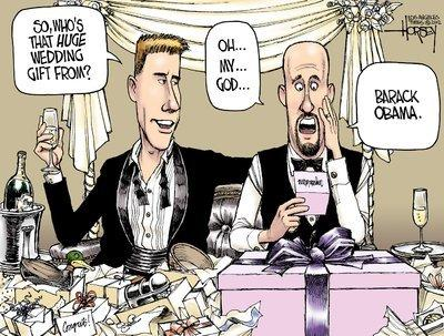 Obamau0027s Cynical Web Of Deceit On Same Sex Marriage