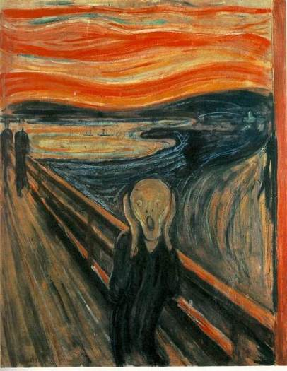 'The Scream'