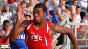 Track and Field: Cards place third in region meet