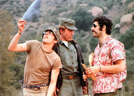 "Set in Korea, but really Vietnam, Robert Altman's free-form gang comedy won at Cannes the same year the comparatively conventional ""Patton"" took the Oscars."