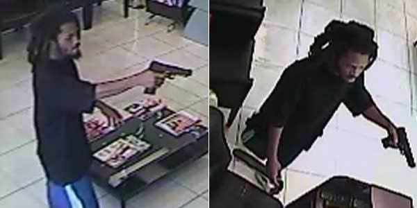 FBI has released images taken at a Pembroke Pines barbershop of the turnpike shooter in hopes that someone can help identify him.