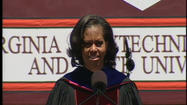 PHOTOS: Virginia Tech 2012 graduation