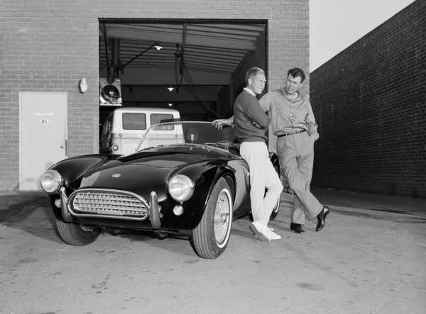 600 - Carroll Shelby legendary racer and car builder dies