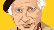 Video: Studs Terkel discusses the human voice