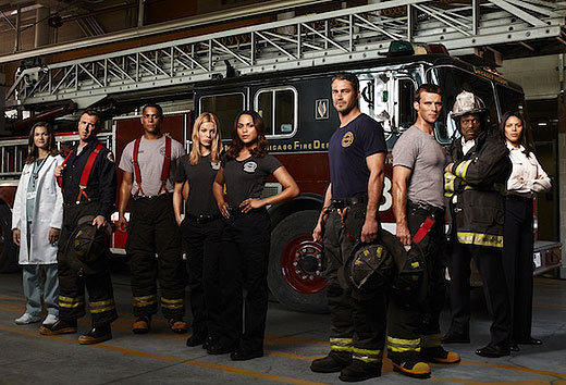 "<i>Drama</i><br><br>  <b>Premise:</b> The lives and work of a squad of Chicago firefighters, who are dealing with the loss of one of their own. <br><br> <b>Stars:</b> Jesse Spencer (""House""), Taylor Kinney (""The Vampire Diaries""), Eamonn Walker (""The Messenger""), Charlie Barnett (""Law & Order: SVU""), David Eigenberg (""Sex and the City""), Monica Raymund (""The Good Wife""), Lauren German (""Hawaii Five-O""), Merle Dandridge (""Sons of Anarchy"") <br><br> <b>Production team:</b> Derek Haas and Michael Brandt (""3:10 to Yuma"") created the series and executive produce with Dick Wolf (""Law & Order""), Peter Jankowski (""Law & Order"") and Danielle Gelber"