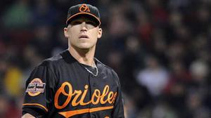 Notes: Orioles place reliever Matt Lindstrom on DL