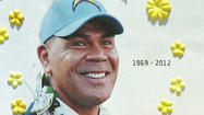 "SAN DIEGO -- Local sports hero <a title=""Junior Seau"" href=""http://www.fox5sandiego.com/topic/sports/football/junior-seau-PESPT006603.topic"">Junior Seau</a> was laid to rest in his native Oceanside Friday as 20,000 of fans flocked to Qualcomm Stadium for a public memorial service, which included the retirement of Seau's ""55"" jersey."