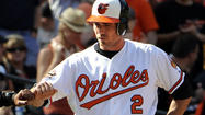 Matt Wieters shows his toughness behind the plate
