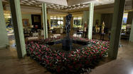 Tour Sunnylands in Rancho Mirage, where presidents will meet
