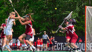 Maryland beats UMass, 15-12, in first round of NCAA women's lacrosse tournament